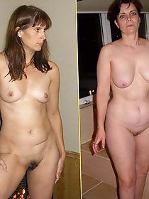 Oriental  mature mistresses baring it all on picture