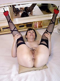 Sensational old prostitutes get undressed